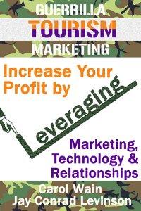 Guerrilla Tourism Marketing Book