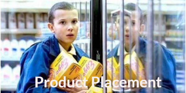 Product Placement - Stranger Things, Eggos