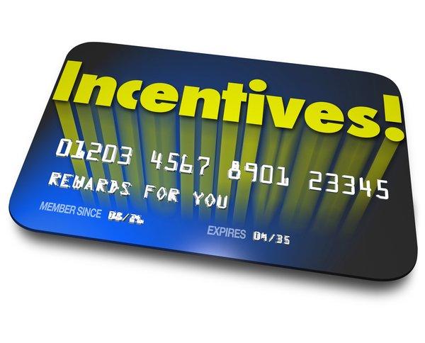 Incentive Marketing - Rewards Card