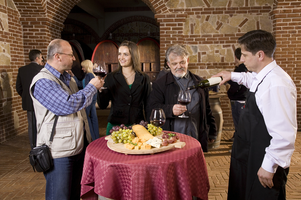 Experiential Marketing - Wine Tasting